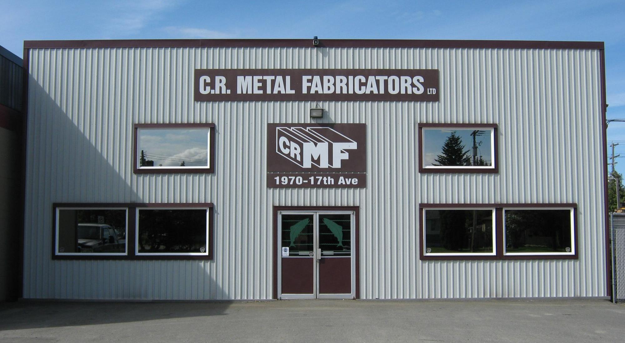 CR METAL FABRICATORS
